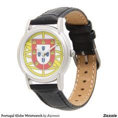 Portugal Globe Wristwatch