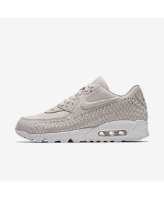outlet store a2ff4 bf55f Nike Shoes Air Max 90 Woven Phantom White Phantom