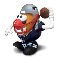 #Patriots Mr. Potato Head