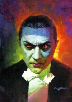 Basil Gogos: Dracula
