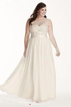AF 201675 grote maat bruidsjurk, mt 46 t/m 50 | Grote maten Trouwjurken, maat 46 t/m 58 | Aryan Fashion