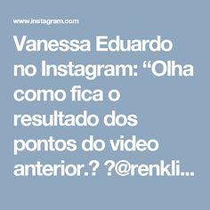 """Vanessa Eduardo no Instagram: """"Olha como fica o resultado dos pontos do video anterior.😉 👉@renkli.hobi.tasarim  #decor #inspiration #inspiração #cestatrapillo…"""""""