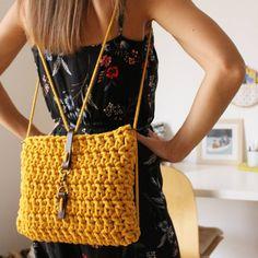 """566 Me gusta, 34 comentarios - D E S t e j e (@desteje) en Instagram: """"Nueva mochila """"Maxi bag""""  ahora que llega el otoño/invierno siempre llevo más cosas…"""""""