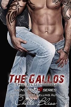 Toot's Book Reviews: Review & FREE BOOK: The Gallos: The Beginning (Men of Inked 0.5) by Chelle Bliss