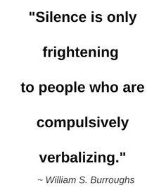 William S. Burroughs.