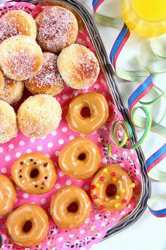 Doughnut, Sweet Tooth, Desserts, Tailgate Desserts, Deserts, Postres, Dessert, Plated Desserts