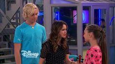 Full Sneak Peek: Maddie Ziegler in New 'Austin & Ally' Episode!