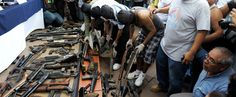 Guns Fueling Immigration from Central America Come from U.S. | New Republic
