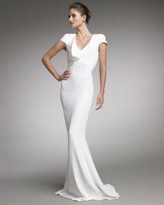 Alexander Mcqueen - New, Pippa Middleton Bridesmaid Dress Charmeuse Size 10 Wedding Dress For Sale   Still White Australia