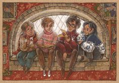 christmas_in_hogwarts_by_thepyf