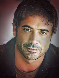 Javier Bardem, Jeffrey Dean Morgan, Jdm, Walking Dead, Beautiful Men, Supernatural, Eye Candy, Romance, Passion