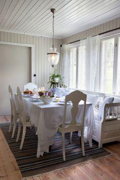 Mange har sikkert fått med seg reportasjen om Huset i Lunden som står på trykk i siste Lev Landlig.   Her kan du få se noen bilde...
