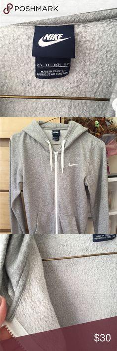 Women's Nike hoodie In good condition  Size xs Nike Tops Sweatshirts & Hoodies