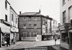 UPPER ST JAMES'S STREET 1968