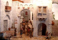 Asociación de Belenistas de Badajoz - Dioramas 2003-2004