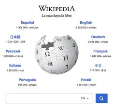 How many biographies are there on Wikipedia?