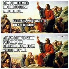 "rabidjedi-bro: "" tinyhousedarling: "" I love these memes. "" Never not reblog sassy-sarcastic Jesus lovingly putting people on the right track. """