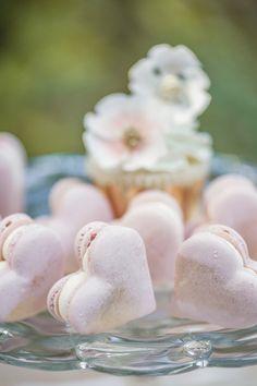 Frivolous Fabulous - Heart Macarons