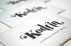 Kedrin crochet business card
