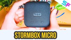 Tribit Stormbox Micro - Unboxing + SoundTest Test Video, Bluetooth Speakers