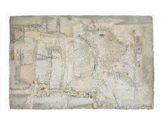 Arpad SZENES (1897-1985) Les Causses, circa 1968 8 000 € - 12 000 €