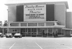 Stanley Warner Theater in Paramus NJ 1969 Bergen County New Jersey, Garden State Plaza, St Brendan, Moving To Florida, Drive In Theater, Jersey Girl, Get Directions, The Good Old Days, Childhood Memories
