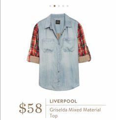 Liverpool Griselda M