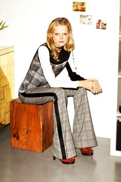 10 Crosby by Derek Lam - RTW Fall 2012