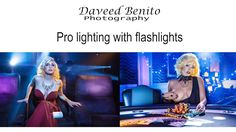 Portraits: Pro Lighting with Cheap Flashlights by Daveed Benito    Photographer Daveed Benito is creating captivating images using his Sony A7rii flashlights and some basic defusing tricks. Ranging from cheap $1.99 flashlights to $20 tactical zoom flashlights he can focus colors to specific areas of the set and the subject.  The color gels used are simply cellophane that comes in rolls at your local craft store usually meant for gift wrapping. The more you layer the cellophane the richer the…