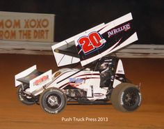 All-time leading sprint car feature winner at Williams Grove Speedway, Fred Rahmer.
