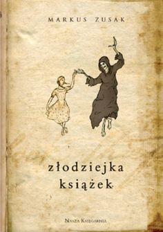 Okładka książki Złodziejka książek
