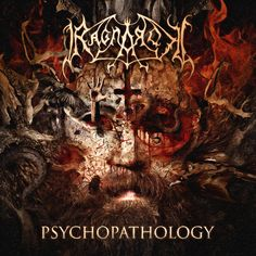 "HARD N' HEAVY NEWS: RAGNAROK - ""PSYCHOPATHOLOGY"" NEW ALBUM AVAILABLE FOR STREAMING LISTENING"