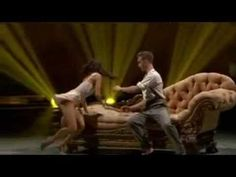 BEAUTIFUL!! Travis Wall Routine Unchained Melody with Audrey & Matthew