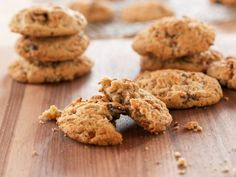 Get Breakfast Cookies Recipe from Food Network