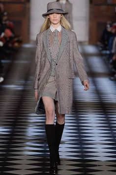 print  email  LOOK1  FALL 2013 READY-TO-WEAR  Tommy Hilfiger