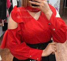 آموزش دوخت لباس مجلسی کوکب : کوکب : صفحه 241 - زیباکده Red Leather, Leather Jacket, Jackets, Fashion, Studded Leather Jacket, Down Jackets, Leather Jackets, Moda, La Mode