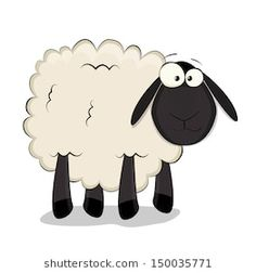 Find Nice Cartoon Vector Sheep stock images in HD and millions of other royalty-free stock photos, illustrations and vectors in the Shutterstock collection. Sheep Cartoon, Girl Cartoon, Painted Rock Animals, Painted Rocks, Sheep Face, Son Birthday Quotes, Sheep Crafts, Cute Sheep, Pet Rocks