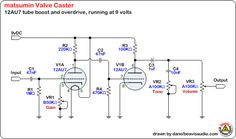 D A F B D Eee on Digital Delay Pedal Schematic
