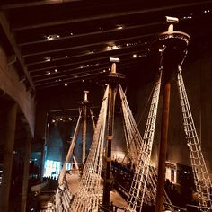 A spectacular battleship from the 1600's - Review of Vasa Museum, Stockholm, Sweden - TripAdvisor Stockholm Sweden, Battleship, Great Deals, Trip Advisor, Museum, Ceiling Lights, Travel, Voyage, Viajes