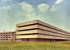 UAM-Azcapotzalco, Reynosa Tamaulipas, México D.F., 1974 - Pedro Ramírez Vázquez y David Muñoz