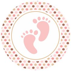 Kit Festa pronta para editar e imprimir chá de bebê - Cantinho do blog Imprimibles Baby Shower, Fiesta Baby Shower, Baby Shawer, Shabby Chic Baby Shower, Expecting Baby, Baby Girl Shoes, Baby Shower Printables, Birthday Photos, Baby Cards