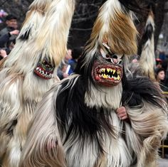 The Kukeri Ritual: Bulgaria's Sinister Day of Monsters