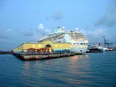 Colon Puerto de Cruceros, Panama