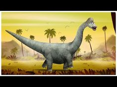"""Apatosaurus,"" Dinosaurs Songs by StoryBots Dinosaur Songs For Kids, Dinosaur Videos, Dinosaur Theme Preschool, Dinosaur Activities, Preschool Music, Dinosaur Crafts, Dinosaur Fossils, Preschool Activities, Fun Songs"