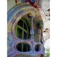 The Art of Antoni Gaudi ❤ liked on Polyvore