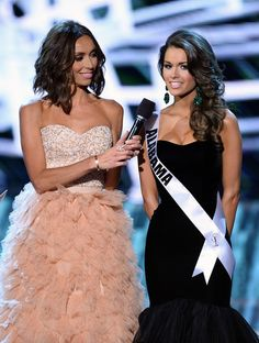 Mary Margaret McCord Photos - The 2013 Miss USA Pageant in Las Vegas - Zimbio