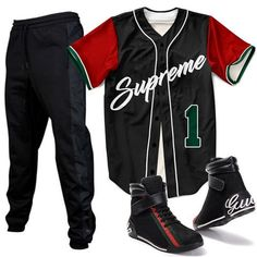 Clothing brand of all over printed sublimation celebrity baseball jerseys, tshirts, joggers, sweaters and tank tops. Dope Outfits, Swag Outfits, Trendy Outfits, Basketball Jersey Outfit, Baseball Jerseys, Black Girl Fashion, Mens Fashion, Freshman Outfits, Supreme Clothing