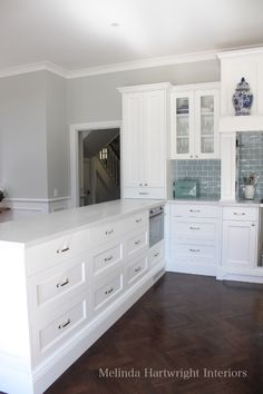 Classic American style for Australian homes - marble kitchens