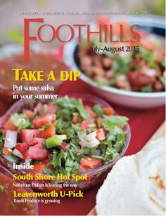 July - August 2015 Foothills Magazine