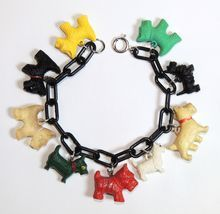 Dog Jewelry, Charm Jewelry, Jewelry Rings, Jewellery, Antique Jewelry, Vintage Jewelry, Handmade Jewelry, Silver Jewelry, Vintage Charm Bracelet